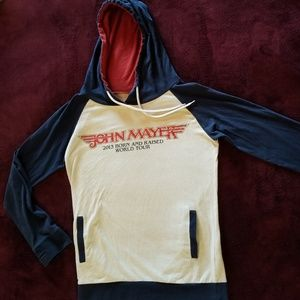 Sweaters - John Mayer tour pull over hoodie